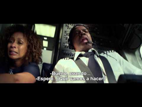 EL VUELO - Clip de la película con Denzel Washington - Descenso sin control