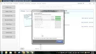 This video shows you how to properly handle the receipt of a wedding deposit in quickbooks point sale so that it reflects correctly both pos...