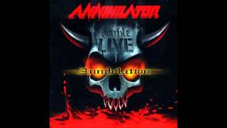 ANNIHILATOR - Never, Neverland (Double Live Annihilation Audio)