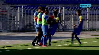 Чемпионат Таджикистана. Баркчи - Куктош. Обзор матча