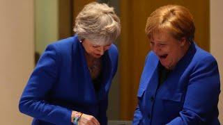 Merkel nach Rücktritt: Immer gut mit May zusammengearbeitet