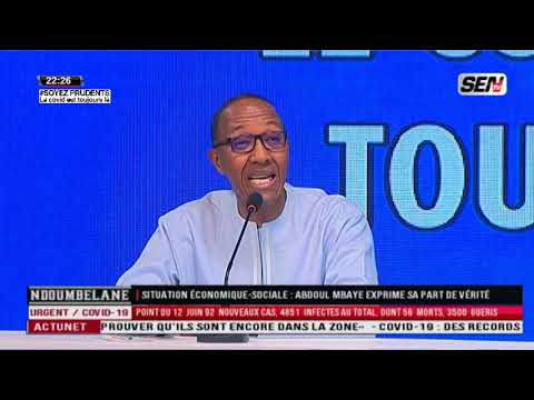 Abdoul Mbaye apporte des précisions sur le contrat d'AKILEE