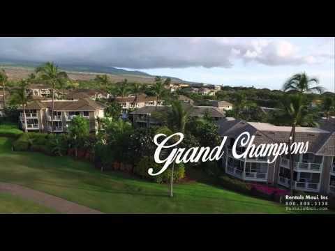 Wailea Grand Champions Villas: Condo for Rent - Rentals Maui, Inc.