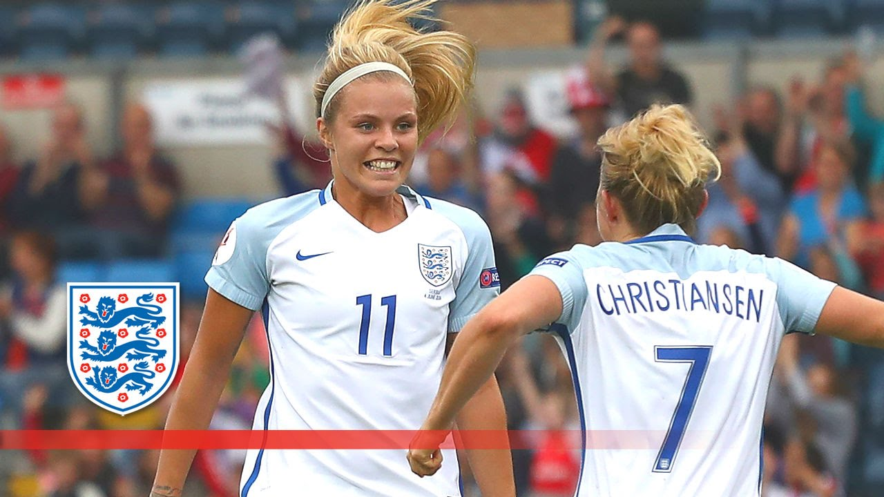 Rachel Daly Relives Her Dream England Debut V Serbia