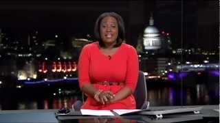 ITV News London - Late Bulletin and Weather - Open and Close - 2013 *HD*