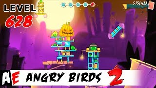 Angry Birds 2 LEVEL 628 / Злые птицы 2 УРОВЕНЬ 628