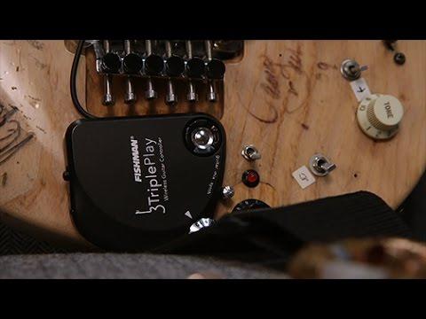 Fishman TriplePlay Wireless Guitar Controller