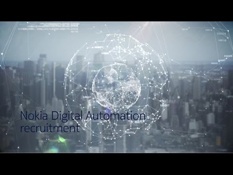 Nokia Digital Automation is recruiting new employees, apply