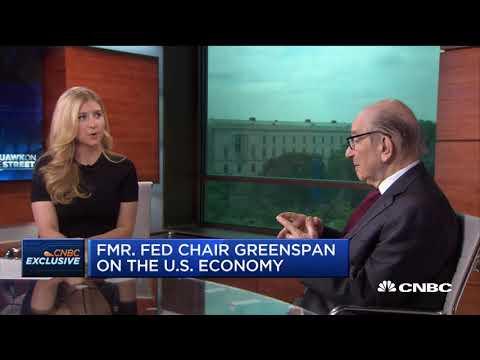Alan Greenspan: Why We Won't See GDP Stay At 3%