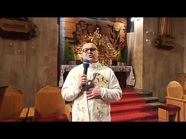 Roraty 2020 [#12] - 12 grudnia 2020 - Parafia św. Antoniego w Zduńskiej Woli