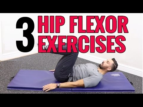 3 HIP FLEXOR Exercises to Improve HIP RANGE OF MOTION