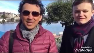 Концерт Яремчуків,м.Варезе,Італія,Yaremchuk,Varese,Italy