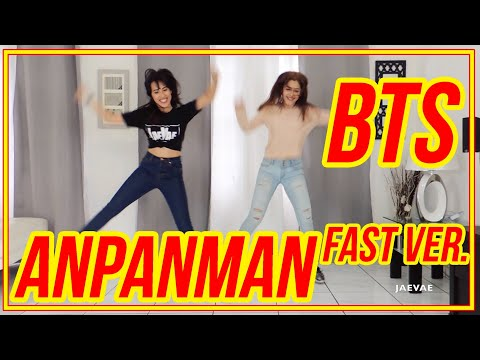 BTS ANPANMAN FAST VER. DANCE COVER