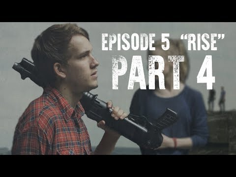"Mad World episode 5 ""Rise"" part 4. Post-Apocalyptic web-series."