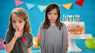 Evee's BIRTHDAY Party FAILS!  CAN CORA save the Party?!