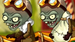 Plants vs. Zombies 2 -  Lost City! Zomboss Aerostatic GONDOLA!