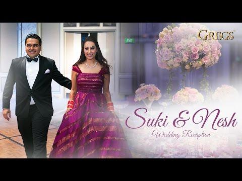 The Grand Wedding Reception Of #SukMeetNesh @Shangri-la