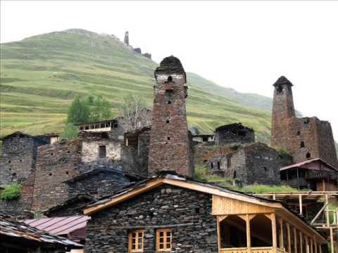 Georgian Folklore (North-eastern part of Georgia) 6.