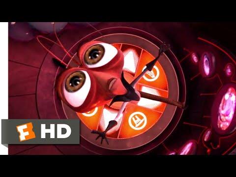 Monsters vs. Aliens (2009) - Doctor Of Dance Scene (9/10) | Movieclips