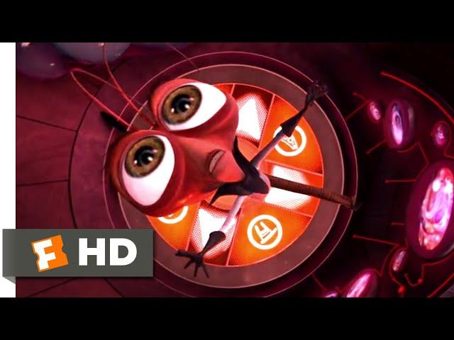 Monsters vs. Aliens (2009) - Doctor Of Dance Scene (9/10)   Movieclips