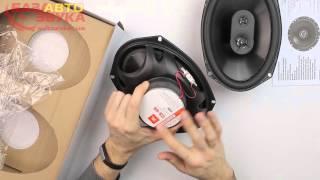 Автоакустика JBL CS-69 3-полосная коаксиальная акустическая система