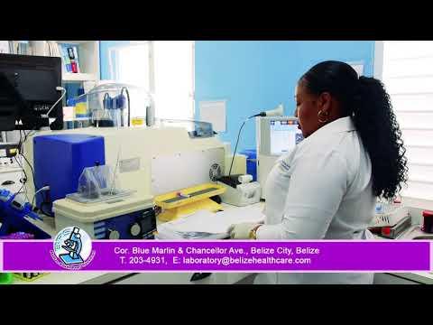 Belize Health Care Pathology Lab