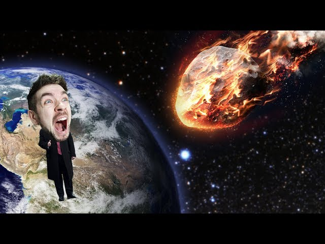 YOU HAVE 60 SECONDS TO LIVE | Meteor 60 Seconds