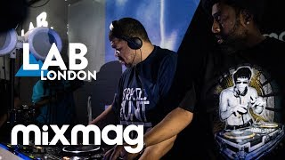 Boo Williams & Glenn Underground (Strictly Jaz Unit) in The Lab LDN