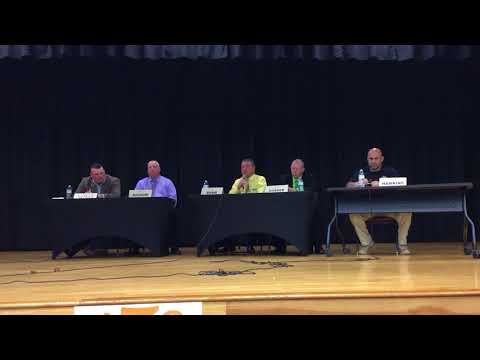 2018 Carroll County Sheriff Forum