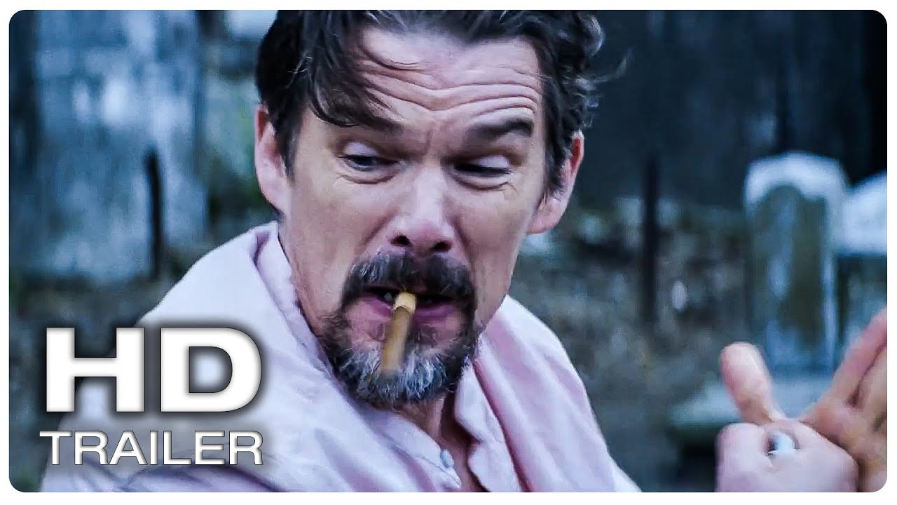 CUT THROAT CITY Official Trailer #1 (NEW 2020) Ethan Hawke, Wesley Snipes Action Movie HD