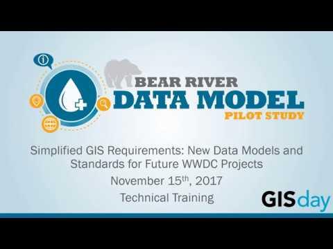 Bear River Data Model
