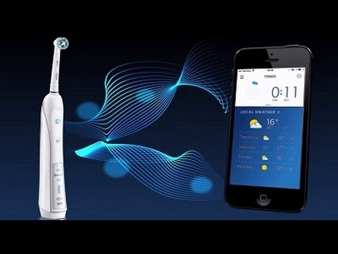 oral b smartseries nouvelle brosse dents lectrique connect e youtube. Black Bedroom Furniture Sets. Home Design Ideas