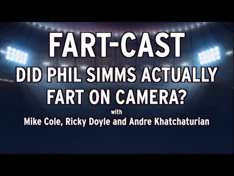 Fart-Cast: Did Phil Simms Actually Fart On Air?