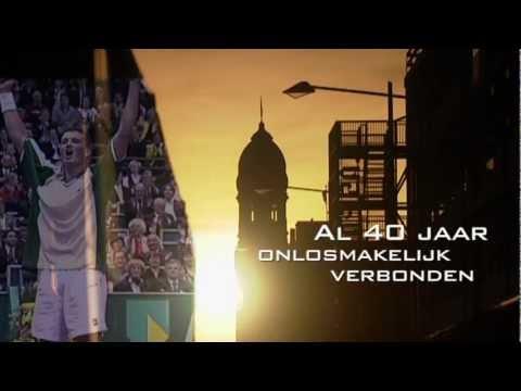 Al 40 jaar onlosmakelijk verbonden - ABN AMRO World Tennis Tournament en Rotterdam