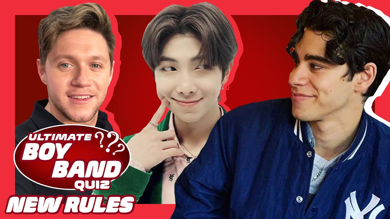New Rules is quizzed on BTS, One Direction, Jonas Brothers & more | Radio Disney