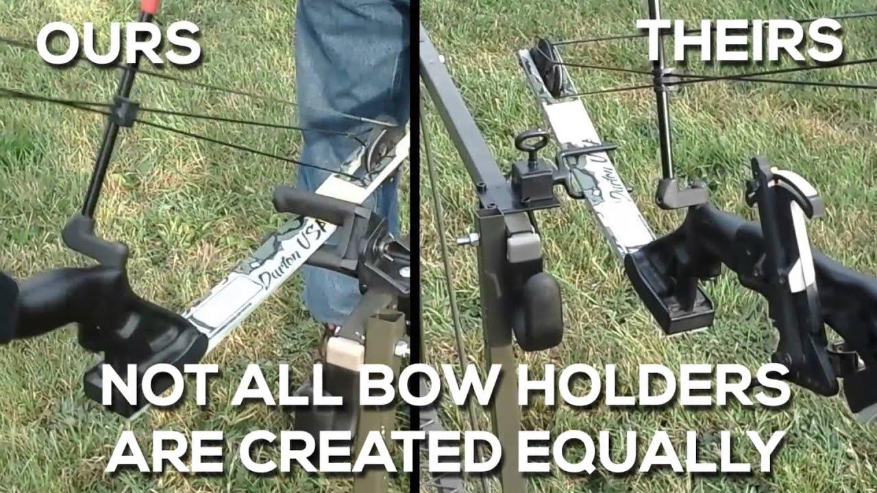 Treestand Bow Holder Comparison