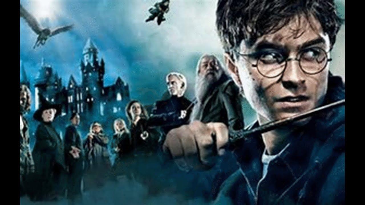 Parodie Auf Harry Potter?