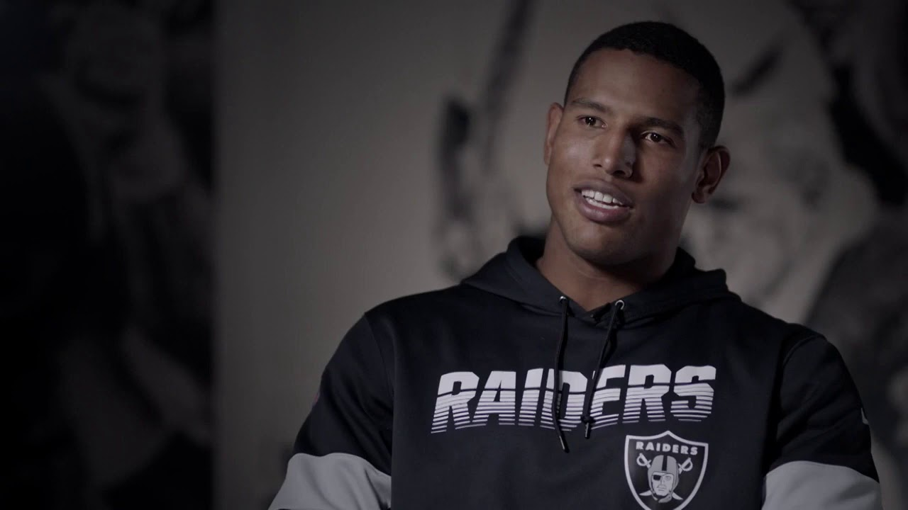 Darren Waller, Raiders organizaion making Las Vegas home by ...