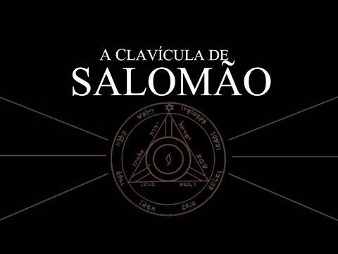 #45 A CLAVÍCULA DE SALOMÃO - SAMUEL LIDELL MATHERS