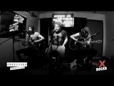 """Asking Alexandria """"The Death Of Me"""" X Session"""