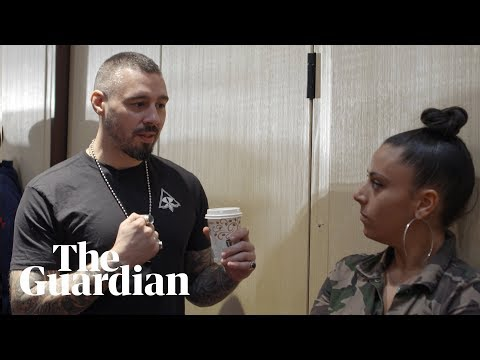 Dan Hardy with some insight into masculinity and the UFC by the Guardian UK