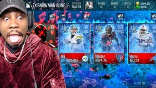 EPIC ULTIMATE FREEZE PACK OPENING, PRESENTS & SETS! Madden Mobile 18 Gameplay Ep. 18