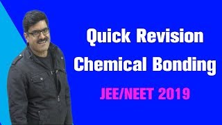 Chemical Bonding JEE Advanced
