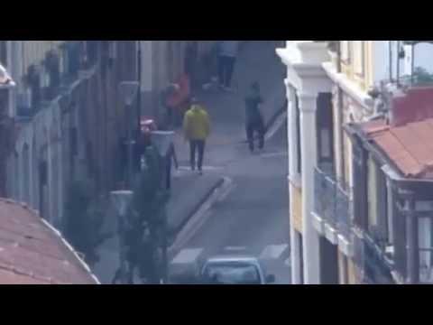Time-lapse de la calle San Francisco de Bilbao