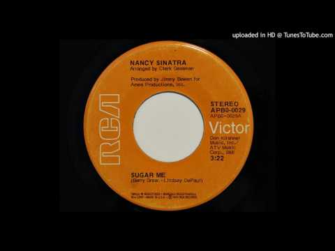 Nancy Sinatra  Sugar Me RCA Victor 0029