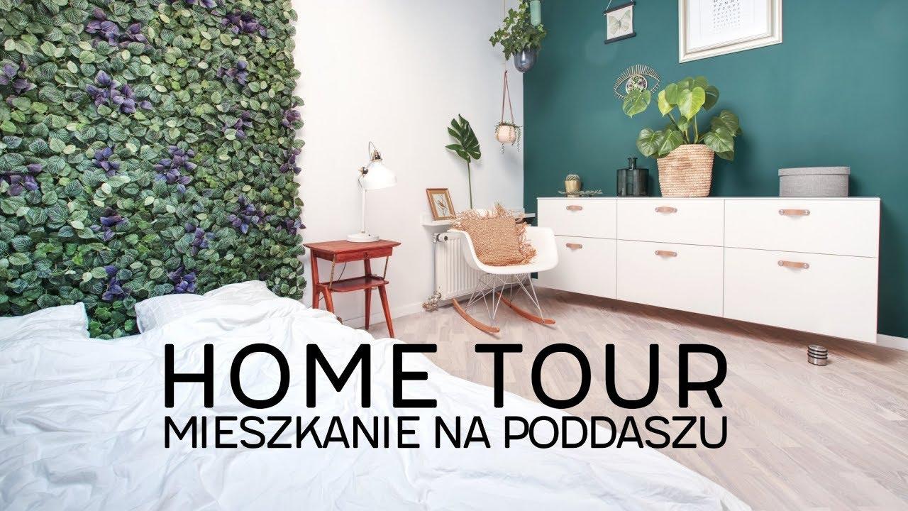 Mieszkanie, które podbija Instagram | HOME TOUR | Wnętrza Zewnętrza