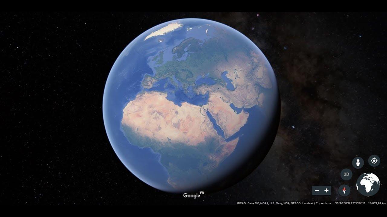 google earth pdf 変換