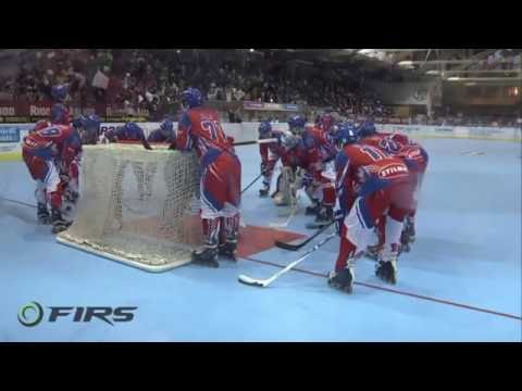 2016 FIRS Inline Hockey World Championship | Men's Division Final | Italy vs Czech Republic