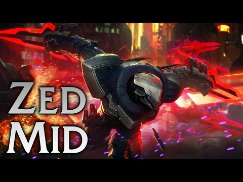 Project: Zed Mid - Full Game Commentary