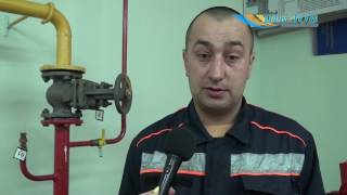 Слесарь по обслуживанию и ремонту наружных газопроводов Евгений Дюбаньков – лучший в своей профессии